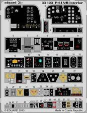 Eduard 1/32 P-61A/B Interior S.A For Hobby Boss  # 33123