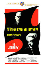 The Journey 1959 (DVD) Deborah Kerr, Yul Brynner, Jason Robards, Jr. - New!