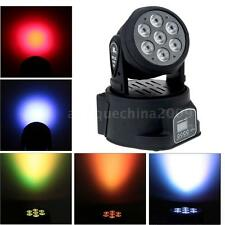 4in1 Moving Head Stage Light 70w LED RGBW LED Lighting DMX DJ Disco Party HR19