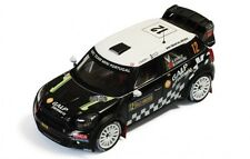 1/43 Mini WRC John Cooper Works GALP  Rally Sweden 2012   A.Araujo