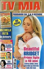 Tv Mia 2016 48#Ashley Jones-Beautiful,Peppino Mazzotta,Asia Argento,C.Vismara,kk