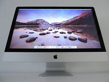 Apple iMac 27 | Core i7 3,4 Ghz | RAM 16gb | 3tb Fusion Drive | GTX 680mx | OS X
