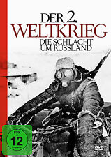 DVD Der 2. Weltkrieg Die Schlacht um Russland,World War II The Battle Of Russia