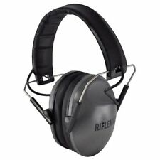 Electronic Ear Muffs ~ Rifleman EXS Hearing Protection ~ New ~ Free Shipping