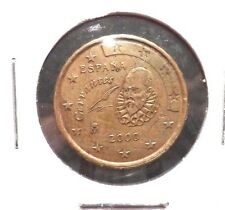 CIRCULATED 2000 10 EURO CENT SPANISH COIN! (62815)