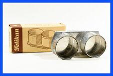 1960er PELIKAN PALETTSTECHER ungeöffnet / inkwell pot / INK DIPPER tin made