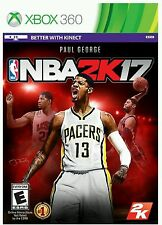 NBA 2K17 * XBOX 360 * BRAND NEW FACTORY SEALED!
