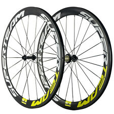 Bike Wheel Clincher 50mm Carbon Road Wheels Bicycle Wheel Set Racing Bike Wheels