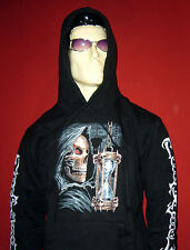 TIMEWATCH SWEATER M SKULL KAPUTZEN SKULL HOODIE T-SHIRT TATTOO STREETFIGHTER