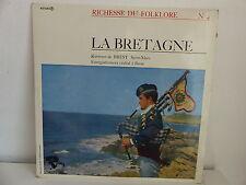 Richesse du folklore N°4 La Bretagne 421053