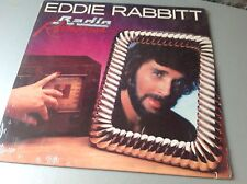 1982 EDDIE RABBIT RADIO ROMANCE  vinyl factory sealed