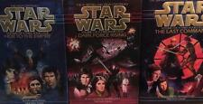 "Lot of 3 Timothy Zahn"" Star Wars: Thrawn"" Complete Hardcover Series"