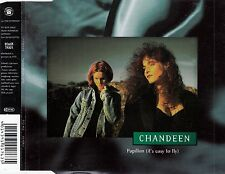 CHANDEEN : PAPILLON (IT'S EASY TO FLY) / 4 TRACK-CD