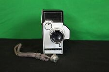Vintage Bell & Howell 8mm Video Camera Antique Collectible Hand-Held Motion