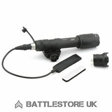 Element M600c Scout Flashlight Tactical Torch Airsoft Weapon Light Black UK