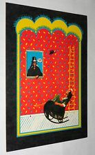 Family Dog Postcard #102: Genesis; Siegal Schwall; Mother Earth [Fried, 1968]