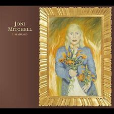 Dreamland [best of greatest hits] by Joni Mitchell (CD, 2004, Rhino) SEALED NEW