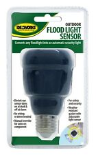 Outdoor Flood Light Sensor Security Electric Eye. Automatic On at Dark Convert