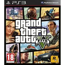 Grand Theft Auto V 5 (gta 5) - Ps3
