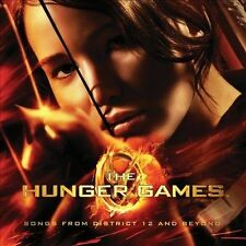 NEW The Hunger Games: Songs From District 12 And Beyond CD (CD) Free P&H