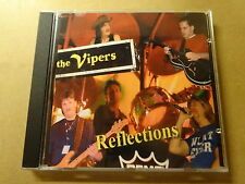 MAXI CD / THE VIPERS: REFLECTIONS (PROMO)