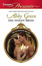 The Stolen Bride, Green, Abby, Good Condition, Book