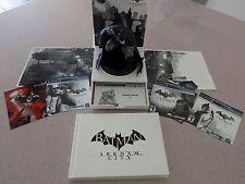Batman: Arkham City -- Collector's Edition (Sony PlayStation 3, 2011) READ DESCR
