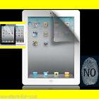 ★WOW 2x Schutzfolie Matt für iPad 4 & 3 & 2 Display Folie Anti Glare Entspiegelt