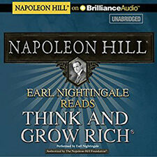 Earl Nightingale - Think and Grow Rich - Audio Book -  Napoleon Hill/Bob Proctor