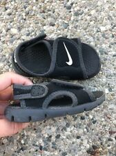 NIKE shoes sandals baby toddler boy sz 5