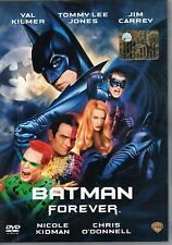 Batman forever - N.KIDMAN, JIM CARREY, Film in DVD - 1995 / 121 minuti- ST570