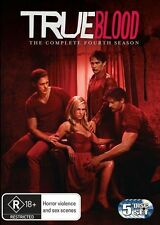 True Blood : Season 4 (DVD, 2012, 5-Disc Set)