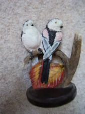 French The country bird collection,bird figure-ornament,The long tailed tit,02