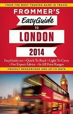 Frommer's EasyGuide to London 2014 (Easy Guides)
