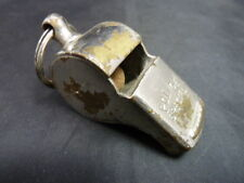 Vintage Brass POLICE SPECIAL Whistle Old!