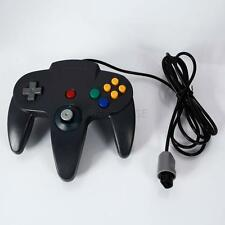 Black Long N64 Game Controller Gamepad Joystick System for Nintendo 64 N64 HK