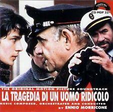 Ennio Morricone: Tragedia Di Un Uomo Ridicolo, La (New/Sealed CD)