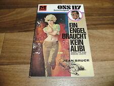 Jean Bruce -- Geheimagent OSS 117  # 17 // 1 Engel braucht kein Alibi / EA 1967