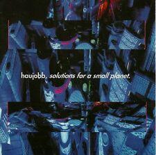 HAUJOBB Solutions for a Small Planet / OFF BEAT CD 1996