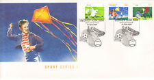 Sport Series 1 - Australia Post FDC