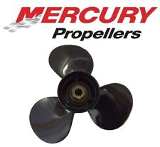 "Mercury Mariner Black Max Outboard Propeller 9.9 / 15 / 20 25hp (10 3/8"" x 13"")"