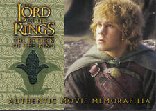 LORD OF THE RINGS RETURN OF THE KING UPDATE COSTUME CARD MERRY