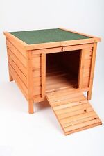 XL Katzenhaus Katzenhütte Wurfkiste Hasenstall Kaninchenstall Stall