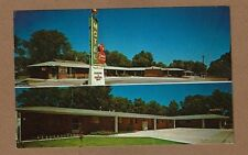 North Platte,NE Nebraska, Jones Uptown Motel used 1965