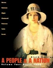 A People and a Nation: A History of the United States (Volume II, Since 1865) N