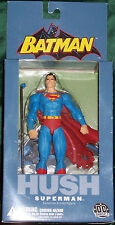 DC DIRECT COLLECTIBLES HUSH SERIES SUPERMAN FIGURE