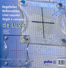 Pako Magnifying Line Counter 749.400 (Magnifying Line-Counter + Metallic Board)