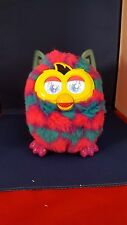 2012 FURBY BOOM Purple/Blue/Pink Hearts ELECTRONIC INTERACTIVE TOY