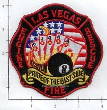 Nevada - Las Vegas Station 8 NV Fire Dept Patch - Pride of the East Side