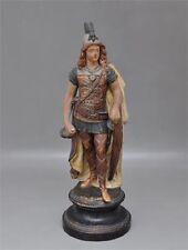 Uffrecht & Co. alte Figur antiker Krieger